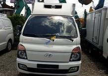 Xe tải thùng đông lạnh Hyundai Porter II, nhập khẩu nguyên chiếc từ Hàn Quốc, trả góp 85%