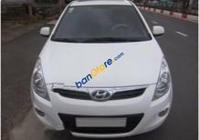 Bán Hyundai i20 đời 2009, màu trắng, nhập khẩu chính hãng, giá 375tr