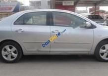 Cần bán lại xe Toyota Vios E đời 2008, màu bạc còn mới, giá tốt