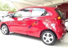 Bán Kia Morning đời 2017, màu đỏ, giá cạnh tranh