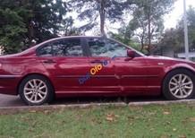 Bán xe BMW 3 Series 318i sản xuất 2003, màu đỏ, giá 255tr