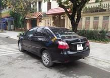 Cần bán xe Toyota Vios năm 2012, màu đen, giá tốt