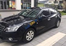 Bán Daewoo Lacetti SE đời 2011, màu đen, xe nhập