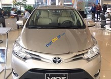 Bán ô tô Toyota Vios 1.5E đời 2017, giá tốt