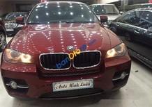 Bán gấp BMW X6 3.5XDriver đời 2009, màu đỏ, nhập khẩu