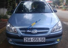 Gia đình bán Hyundai Getz đời 2008, màu xanh lam, nhập khẩu