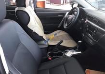 Cần bán Toyota Corolla altis 1.8G đời 2017, màu nâu, giá tốt