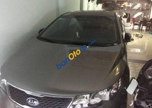 Cần bán gấp Kia Forte đời 2011, màu xám đã đi 65000 km