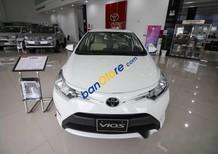 Bán Toyota Vios đời 2017, màu trắng giá cạnh tranh