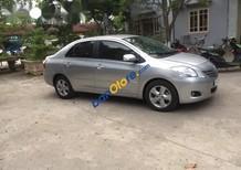 Chính chủ bán xe Toyota Vios E sản xuất 2009, màu bạc