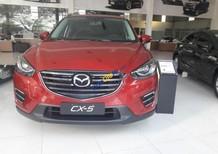 Cần bán Mazda CX 5 2.0AT sản xuất năm 2017, màu đỏ, 849 triệu