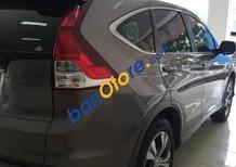 Cần bán xe Honda CR V 2.4 AT sản xuất 2014, màu đen chính chủ, 835tr