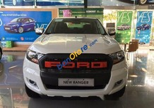Bán xe Ford Ranger XLS AT năm 2017, màu trắng, nhập khẩu