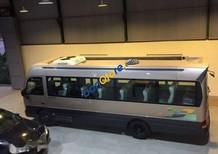 Bán xe Hyundai County Limousine thân dài Tracomeco 2017, nhập khẩu 100% linh kiện