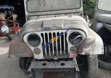 Bán xe Jeep A2 3A đời 1981, nhập khẩu