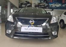 Bán Nissan Sunny XV đời 2017, màu đen, 538 triệu