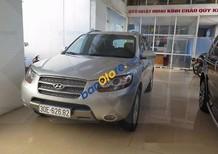Bán Hyundai Santa Fe SLX 2009, màu xám