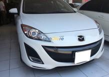Bán ô tô Mazda 3 năm 2010, màu trắng, nhập khẩu nguyên chiếc, số tự động