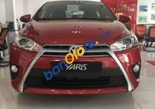 Bán Toyota Yaris 1.5G CVT đời 2017, xe hoàn toàn mới