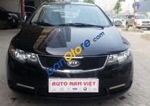 Cần bán xe Kia Forte 1.6L MT năm 2009, màu đen, giá tốt