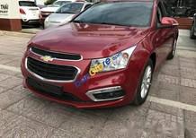 Bán xe Chevrolet Cruze LT MT năm 2017, màu đỏ, xe nhập