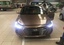 Bán ô tô Hyundai Elantra 1.6 MT 2017, màu vàng cát. Ưu đãi lên đến 50 triệu tiền mặt. LH Hương: 0902.608.293