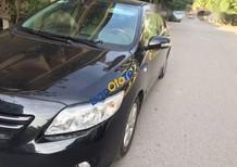 Bán xe Toyota Corolla Altis 2008 màu đen, số tự động