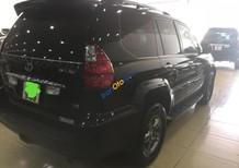 Cần bán lại xe Lexus GX470 đời 2009, màu đen, nhập khẩu