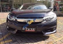 Bán Honda Civic sản xuất năm 2017, màu đen