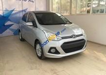 Bán Hyundai Grand i10 1.2 MT đời 2017, màu bạc