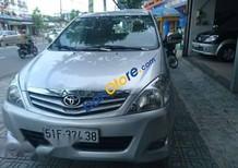 Gia đình bán xe Toyota Innova G 2010, ít đi, còn mới 95%
