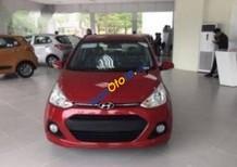 Bán Hyundai Grand i10 năm 2017, màu đỏ, xe nhập