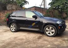 Bán BMW X5 năm sản xuất 2008, màu đen, nhập khẩu nguyên chiếc xe gia đình giá cạnh tranh