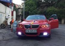 Bán xe BMW 3 Series 320i sản xuất 2007, màu đỏ, nhập khẩu nguyên chiếc, giá 550tr
