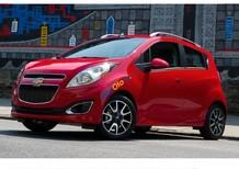 Bán Chevrolet Spark Duo năm 2017, màu đỏ, 279 triệu