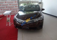 Bán Toyota Corolla altis 1.8 MT sản xuất 2017, màu nâu