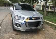 Bán xe Chevrolet Captiva Revv new 2017 màu bạc, 879tr