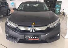 {Đồng Nai} Honda Biên Hoà bán Honda Civic 1.5L Vtec Turbo đời 2017, màu xám (ghi), nhập khẩu chính hãng