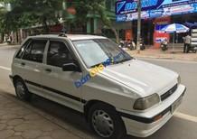 Cần bán xe Kia Pride CD5 sản xuất 2001, màu trắng, xe nhập, giá 59 triệu