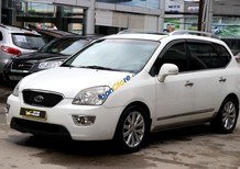 Bán ô tô Kia Carens SX 2.0AT 2013, trắng, giá tốt, 52.000km, 438tr