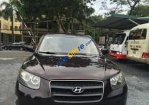 Chính chủ bán xe Hyundai Santa Fe năm 2007, màu đen