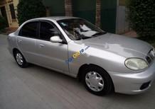 Bán xe Daewoo Lanos SX sản xuất 2005, màu bạc chính chủ giá cạnh tranh