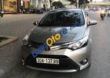 Chính chủ bán xe Toyota Vios năm 2014, màu xám