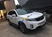 Cần bán lại xe Kia Sorento 2.4AT sản xuất năm 2015, màu trắng