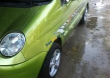 Xe Daewoo Matiz 2004, màu xanh lục