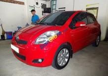 Cần bán xe Toyota Yaris G AT đời 2011, màu đỏ, giá tốt