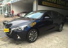 Cần bán xe Mazda 2 năm 2016, màu đen số tự động