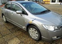 Cần bán xe Honda Civic 1.8MT năm 2007, màu bạc chính chủ giá cạnh tranh