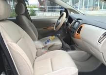 Cần bán xe Toyota Innova đời 2011, màu đen còn mới