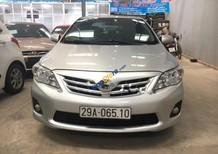 Cần bán Toyota Corolla Altis 1.8AT sản xuất 2011, màu bạc, giá tốt